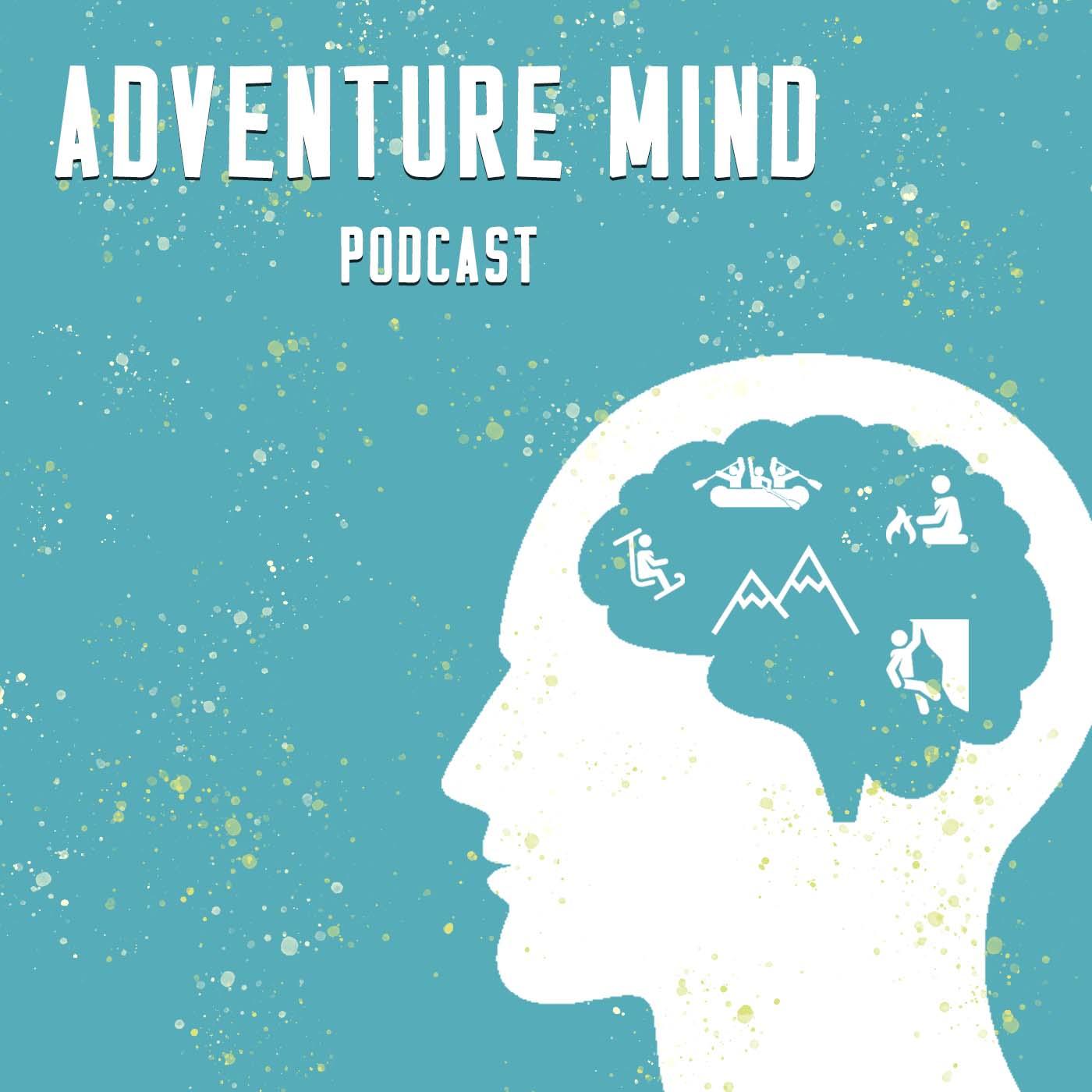 Adventure Mind Podcast show artwork.